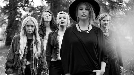 Bild för Among Lynx - Roothrock band, 2019-04-09, Sävsjöströms Folkets Hus