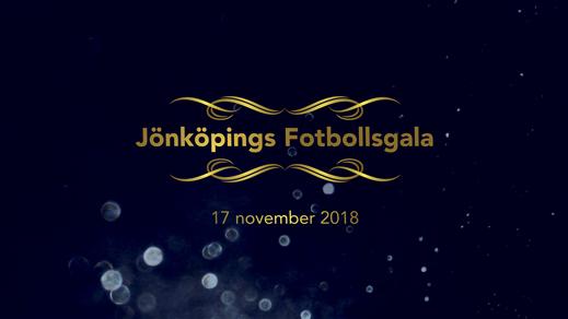 Bild för Jönköpings fotbollsgala 2018, 2018-11-17, Campus Arena, Högskoleområdet