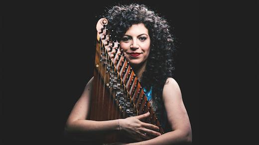 Bild för 190503 Maya Youssef, 2019-05-03, Stallet - Världens Musik