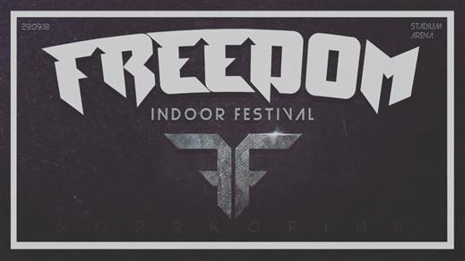 Bild för FREEDOM - IndoorFestival, 2018-09-29, Stadium Arena