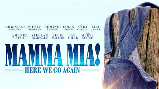 Bild för Mamma Mia! Here We Go Again, 2018-08-24, Emmaboda Folkets Hus