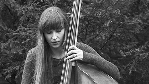Bild för Ellen Andrea Wang, 2018-04-28, Hallsbergs Jazz- och Bluesklubb