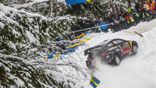 Bild för VIP-Evenemang WRC RALLY SWEDEN, 2022-02-11, Umeå Folkets Hus