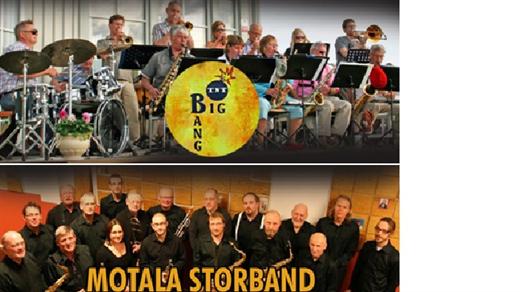Bild för TNT Big Band och Motala Storband, 2017-04-22, Motala Convention Centre Teatersalongen