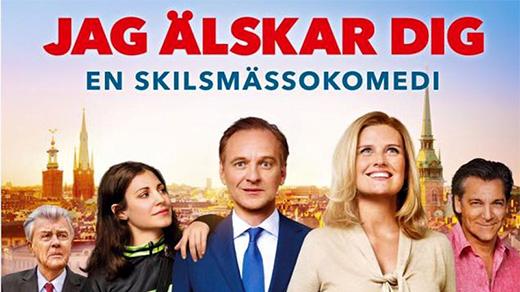 Bild för Jag älskar dig - En skilsmässokomedi, 2016-11-07, Biosalongen Folkets Hus
