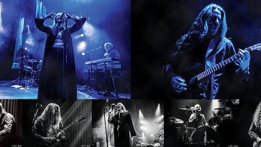 Bild för An Evening With Avatarium, 2021-10-02, Södra Teaterns Stora Scen