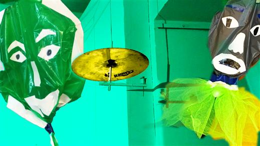 Bild för Sommarkonstskola: Skapa egna musikinstrument, 2021-06-14, Uppsala konstmuseum
