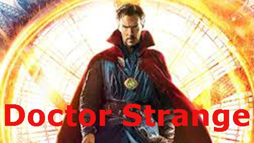 Bild för Doctor Strange 2D (11 år), 2016-10-29, Biosalongen Folkets Hus