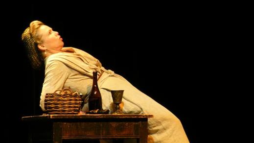 Bild för Shakespeares dotter, 2020-09-15, Förslövs bygdegårds Teaterscen