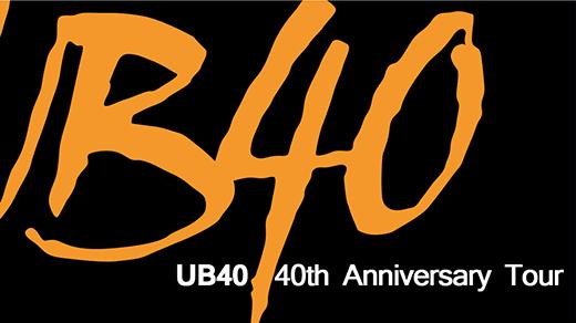 Bild för UB40 40th Anniversary Tour, 2019-10-25, Sundspärlan