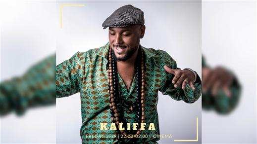 Bild för Kaliffa, 2019-09-27, Cinema
