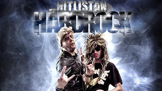 Bild för Hitlistan Hårdrock, 2016-12-26, Biff Grill & Bar