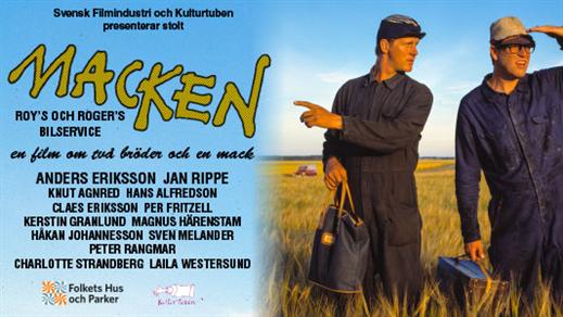 Bild för Macken - En film om två bröder och en mack - 30 år, 2020-09-23, Ersboda Folkets Hus