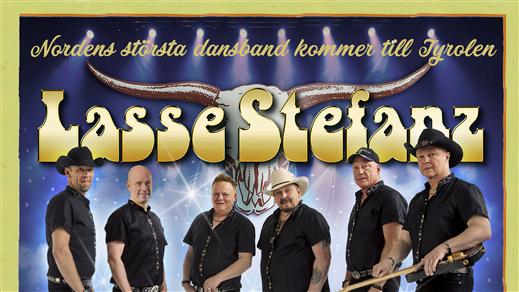 Bild för Lasse Stefanz på Tyrolen Obs. Nytt datum!, 2019-07-24, TYROLEN i Blädinge
