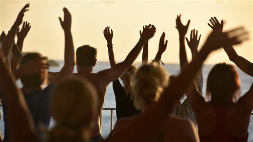 Bild för Yoga För Folket!, 2019-02-03, Kongressalen (M)