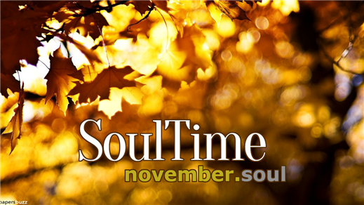 Bild för SoulTime - november.soul, 2019-11-27, Teatercaféet