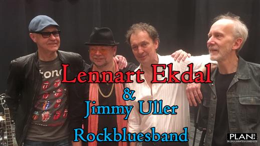 Bild för LENNART EKDAL & JIMMY ULLER BAND, 2020-04-18, Plan B