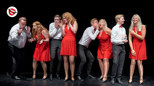 Bild för Nyårsrevyn: Tissel & Trassel, 2018-12-31, Jönköpings Teater