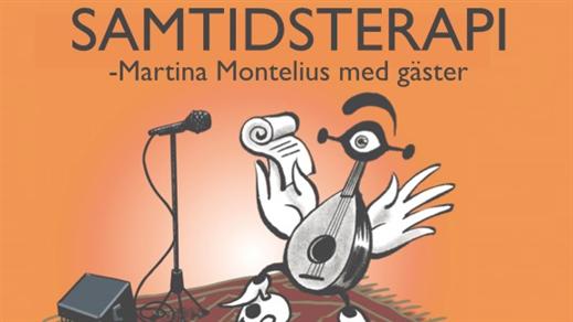 Bild för SAMTIDSTERAPI, 2020-11-25, Teater Brunnsgatan Fyra