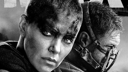 Bild för Mad Max: Fury Road: Black & Chrome (2015), 2018-04-24, Draken