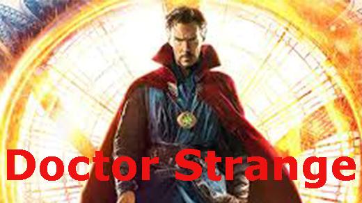 Bild för Doctor Strange 3D (11 år)Premiär, 2016-10-28, Biosalongen Folkets Hus