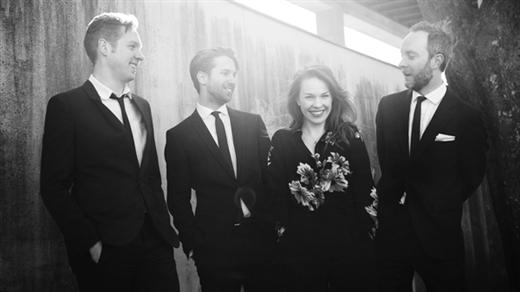Bild för Isabella Lundgren med Carl Bagges trio, 2019-02-16, Biohuset, Mariefred