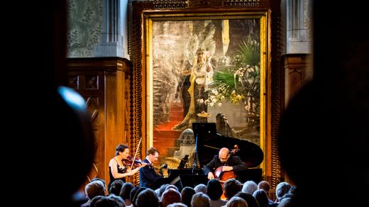 Bild för Change Music Festival - Haydn's Folk, 2019-08-16, Magasinet - Tjolöholm