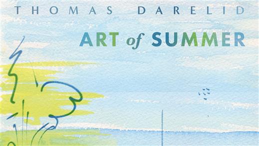 Bild för Thomas Darelid Art of Summer, 2021-10-24, Betlehemskyrkan