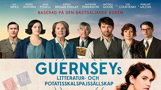 Bild för Guernseys litteratur- och potatisskalspajssällskap, 2018-05-04, Biosalongen Folkets Hus