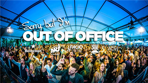 Bild för Out of Office City Festival, 2019-06-14, Supper Gården, Norra Bantorget