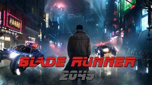 Bild för Blade Runner 2049 (Sal.1 15år Kl.19:30 2t43m), 2017-10-12, Saga Salong 1