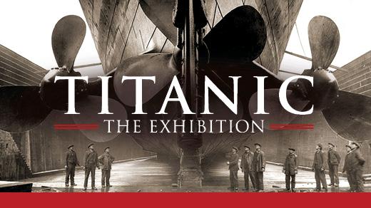 Bild för Titanic The Exhibition - 2017/18, 2017-10-11, Malmömässan
