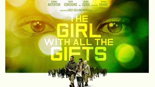 Bild för The Girl with All the Gifts (15 år), 2016-10-09, Biosalongen Folkets Hus