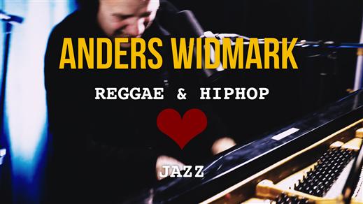 Bild för Anders Widmark: Reggea & Hip Hop loves Jazz, 2021-11-18, Brewhouse