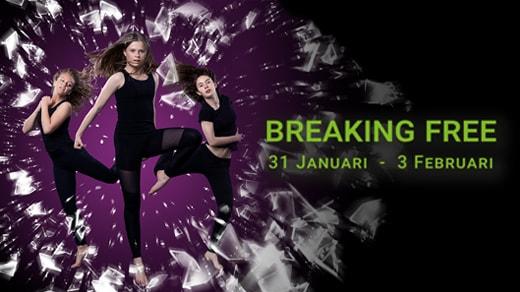 Bild för GoBaow | Breaking Free, 2018-02-01, Lindholmen Event & Nöjen