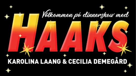 Bild för Julshow med Haaks, 2021-11-25, Grottan på Hotell Carlia