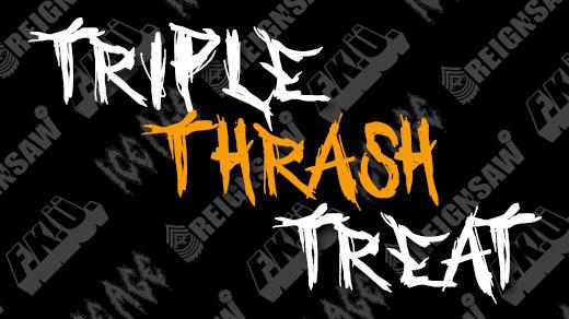 Bild för Triple Thrash Treat, 2018-01-27, Sticky Fingers
