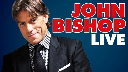 Bild för John Bishop LIVE, 2020-10-19, China Teatern