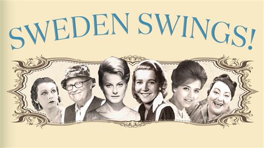 Bild för Sweden Swings!, 2021-09-11, Varbergs Teater