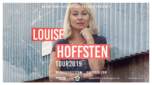 Bild för Louise Hoffsten, 2019-02-10, UKK - Stora salen