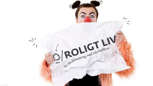 Bild för O/ROLIGT LIV 10/10 kl. 12:00, 2019-10-10, Caféscenen, Västerbottensteatern