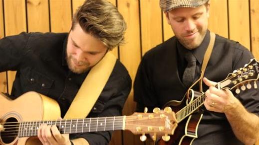 Bild för Emil Ernebro & Erik Igelström, 2016-11-11, KilArenas Bakficka Vendel Guitar