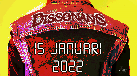 Bild för Darkness, Armory, Dead sleep @ Klubb Dissonans, 2022-01-15, Sofiehof Underjord