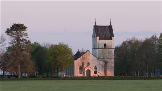 Bild för Så grann står Östergyllen, 2021-08-10, Källstads kyrka
