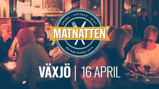 Bild för Matnatten Växjö, 2020-04-16, Skåres Konditori