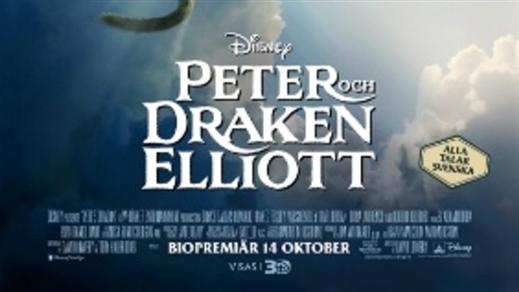 Bild för Peter och draken Elliott (Sv. tal), 2016-10-16, Kulturhuset i Svalöv