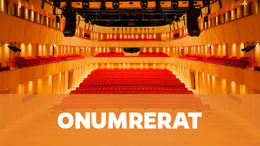 Bild för SMÅLIT FÖRFATTARSCEN, 2021-02-06, Konsertsalen i Spira