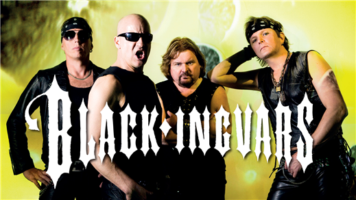 Bild för BLACK INGVARS + Support, 2019-08-30, Sticky Fingers