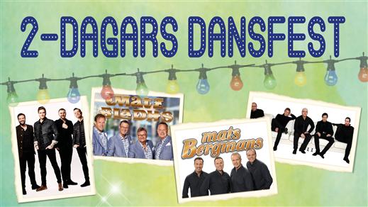 Bild för Tvådagars Dansfest 2020-05-08, 2020-05-08, Sundspärlan