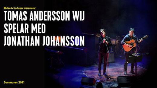 Bild för Tomas Andersson Wij spelar med Jonathan Johansson, 2021-07-20, Tjolöholms Slott
